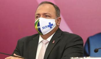 Ministro da Saúde, Eduardo Pazuello Foto: Ministério da Saúde/Erasmo Salomão