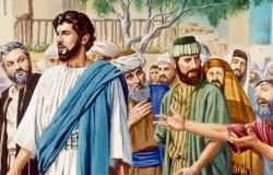 Jesus retira-se para Nazaré Mt.13:53-58 e Mc 6,1-6