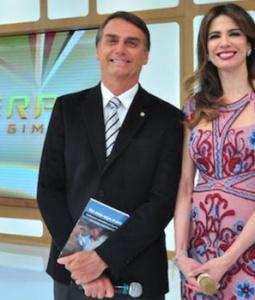 Por associá-la ao fascismo, revista de esquerda deverá indenizar a apresentadora Luciana Gimenez