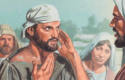 Cura de um surdo e gago de Decápolis Mc 7,31-37