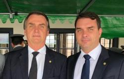 Aras não vê relação entre ação de Bolsonaro na PF e auxílio a Flávio