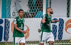 Goiás vence o Botafogo e seca Vasco e Bahia