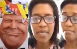 Professora compara Bolsonaro a palhaço em aula para crianças