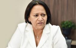 Governadora do RN chora ao anunciar toque de recolher