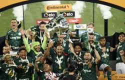 Palmeiras vence o Grêmio novamente, conquista a Copa do Brasil e alcança a tríplice coroa