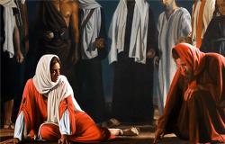A mulher adúlteraJo 8,1-11
