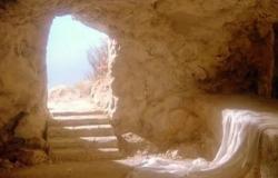 A ressurreição Mt.28:1-10 e Mc 16,1-7