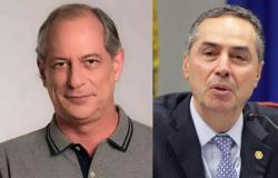 Barroso envia à PGR queixa-crime de Ciro Gomes contra Bolsonaro