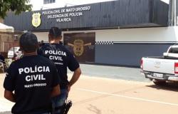 Polícia Civil prende em Santa Terezinha autor de sequestro, cárcere privado e estupro