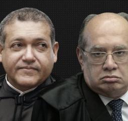 Nunes Marques lidera divergência contra Gilmar e anula soltura de empresários
