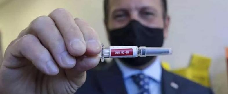 China admite que eficácia de suas vacinas contra Covid-19 não é alta