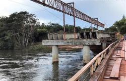Governo avança com obras de ponte e pavimentação na MT-423