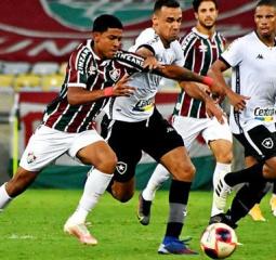 Fluminense vence Botafogo e se garante na semifinal do Carioca