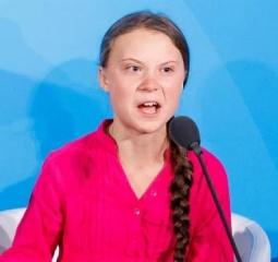 Greta ataca Bolsonaro: 'Fracassou na hora de assumir responsabilidade'