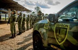 Em três semanas, Gefron recupera 34 veículos na fronteira