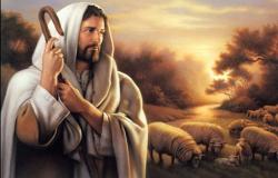 Jesus, o bom pastor  Jo 10,11-18