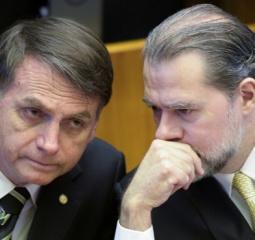 Toffoli nega pedido do PSOL para intimar Jair Bolsonaro
