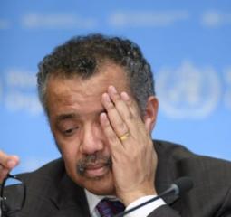 Comissão aponta graves falhas da OMS na pandemia