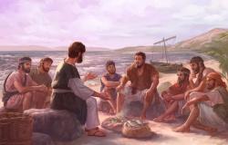 Evangelho de Jesus Cristo segundo João 16,29-33