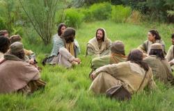 O Cristo, Filho de Davi Mt.22:41-46e Mc 12,35-37