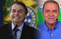 """Bolsonaro ironiza narrador da Globo que criticou a Copa América no Brasil: """"Ele está contra por quê? Porque quem vai transmitir é o SBT"""""""