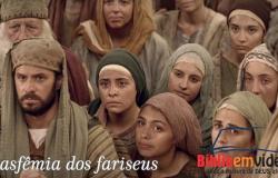 A blasfêmia dos escribas Lc.11:14-23 eMc 3,20-35