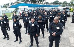 Garra de Mato Grosso ganha reforço de 45 policiais