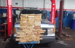 Operação conjunta é deflagrada contra organização criminosa na região oeste de MT;  64 kg de pasta base de cocaína foram apreendidos