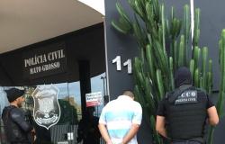 Operação da Polícia Civil cumpre 38 prisões contra o crime organizado em MT