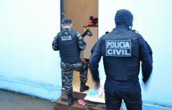 Forças de Segurança cumprem 13 mandados no combate à facções criminosas em MT