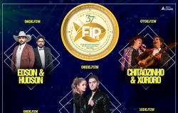 Cáceres: Paula Fernandes, Edson e Hudson, Chitãozinho & Xororó e Sambô são algumas das atrações do FIPe 2018