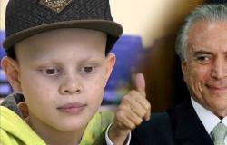 Temer fechou hospital do câncer que tratava 150 crianças pelo SUS