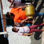 Supergasbras, Top Gás e CUFA, beneficiam 90 famílias pela manhã desta terça (12) na favela Jd. Industriário e região!