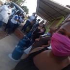 Ainda na terça-feira (12) CUFA junto de seus parceiros Supergasbras e Top Gás, distribuíram mais 252 gás de cozinha na favela Doutor Fábio e região