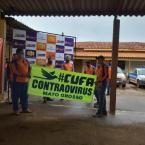 Na tarde desta quinta-feira a favela Mapim-VG a CUFA, SUPERGASBRAS e VIANAGAS realizam a entrega de 86 gás de cozinha, para famílias da região