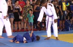 Festival Metropolitano de Judô em Porto Velho