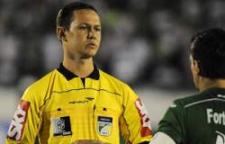 Árbitro de Ariquemes apita a final do campeonato rondoniense