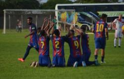 Barcelona estreia com vitória no Campeonato Brasileiro Série D 2019