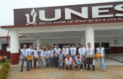Curso de Engenharia Ambiental da Unesc é reconhecido pelo MEC com conceito 4