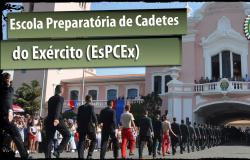 EXÉRCITO: Lançado edital para concurso da Espcex com 440 vagas