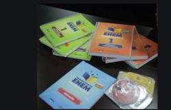 """Governo de Rondônia antecipa preparação dos alunos do 3º ano e inicia distribuição dos kits """"Revisa Enem"""""""