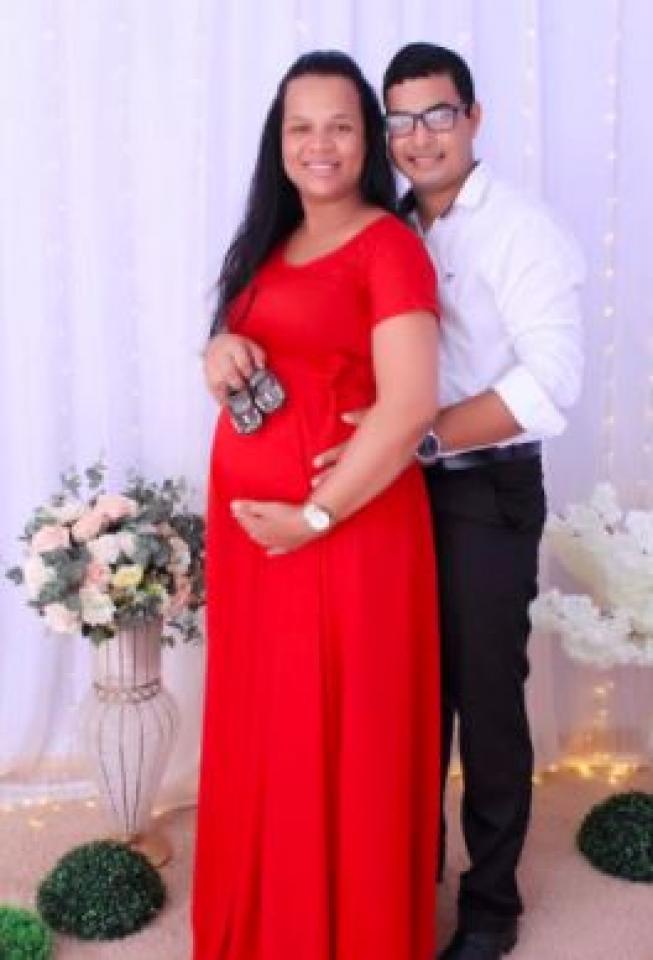 Bebê morre na barriga da mãe em RO; família culpa falta de anestesista