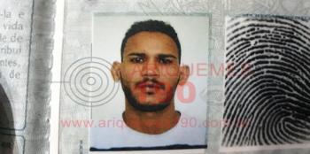 Jovem de 25 anos é executado a tiros na zona sul de Ariquemes