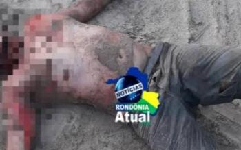 Jovem de 20 anos com perfurações pelo corpo é encontrado caído em avenida de Ji-Paraná