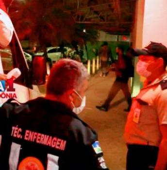 Jovem monitorado por tornozeleira sofre atentado à tiros pela segunda vez