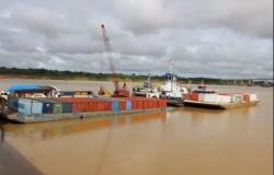 Relatório parcial do Porto de Porto Velho apresenta aumento de 22,6% em arrecadação