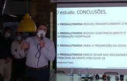 Cientista brasileiro afirma ter encontrado a cura para a Covid-19