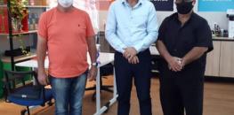 CDL de Candeias busca apoio do Sebrae para o desenvolvimento do comércio local