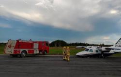 Avião com ex Deputado Airton Gurgacz faz aterrizagem forçada em Ji-Paraná