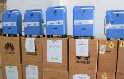 Governo de Rondônia recebe 50 concentradores de oxigênio cedidos pelo Amazonas para atender pacientes da COVID-19